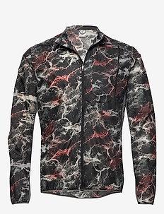 VENT PACK JKT M - sports jackets - multi/black