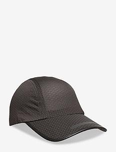 VENT MESH CAP - BLACK