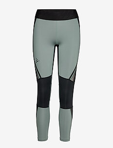 CHARGE MESH TIGHTS W - running & training tights - black/lead