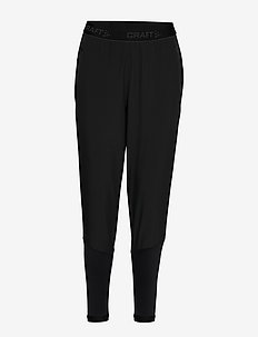 ADV ESSENCE TRAINING PANTS W - spodnie treningowe - black