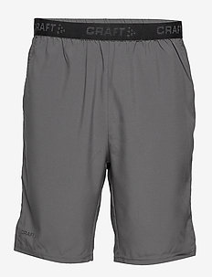 CORE ESSENCE RELAXED SHORTS M - training shorts - granite