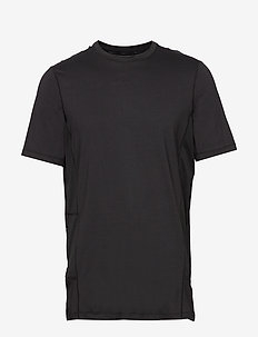 ADV ESSENCE SS TEE M - t-shirts - black