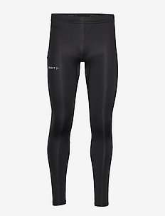 ADV ESSENCEE COMPR. TIGHTS M - BLACK