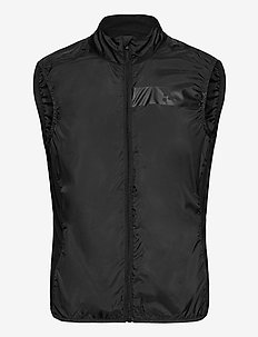 Essence Light Wind Vest M - sports jackets - black