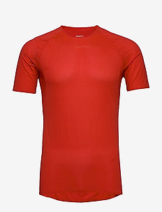 PRO DRY NANOWEIGHT SS M - t-shirts - fiesta