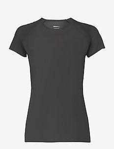 PRO DRY NANOWEIGHT SS W - t-shirts - granite