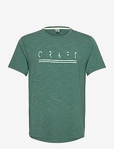 CORE SENCE SS TEE M - t-shirts - point melange