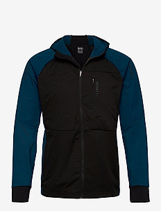ADV WARM TECH JKT M - insulated jackets - black/beat