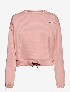 ADV CHARGE SWEATSHIRT W - sweatshirts - hint