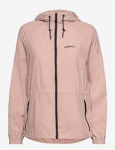ADV CHARGE WIND JKT W - training jackets - hint