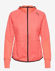 ADV WARM TECH JKT W - insulated jackets - trace