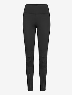 ADV ESSENCE WIND TIGHTS W - löpnings- och träningstights - black