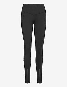 ADV Essence Warm Tights W - lauf- & trainingstights - black