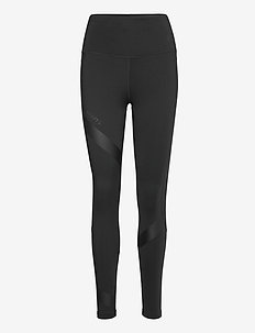 ADV WARM HIGHT WAIST TIGHTS W - lauf- & trainingstights - black