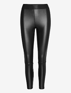 ASOME TIGHTS W - running & training tights - black