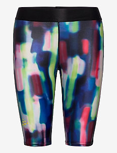 ASOME SHORT TIGHTS W - trainings-shorts - multi/black