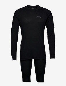 CORE Dry Baselayer Set M - funktionsunterwäsche - sets - black