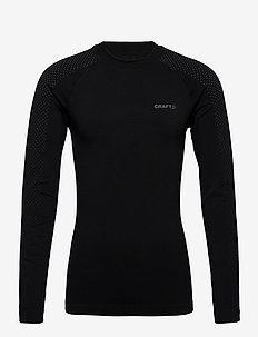 ADV WARM FUSEKNIT INTENSITY LS M - göry - black