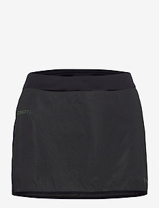 LUMEN SUBZ SKIRT W - isolerende jakker - black