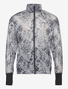 PRO GLOW IN THE DARK LUMEN JKT M - training jackets - p comet/black