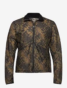 ADV WIND JKT M - training jackets - p comet/sencha