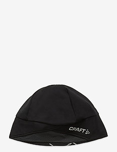 ADV LUMEN FLEECE HAT - huer - black