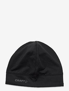 Core Essence Thermal Hat - bonnets - black