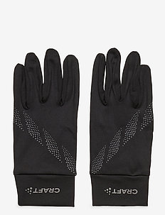 CORE ESSENCE THERMAL GLOVE - akcesoria - black