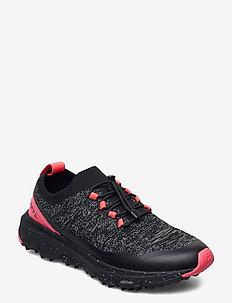 NORDIC FUSEKNIT W - loopschoenen - black/crush