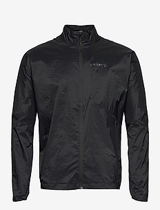 CTM DISTANCE JACKET M - sportsjakker - black