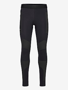 CTM DISTANCE TIGHTS M - juoksu- & treenitrikoot - black