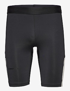 PRO HYPERVENT SHORT TIGHTS M - juoksu- & treenitrikoot - black/whisper