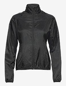 PRO HYPERVENT JACKET W - vestes d'entraînement - black