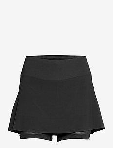 PRO HYPERVENT 2IN1 SKIRT W - sportkjolar - black