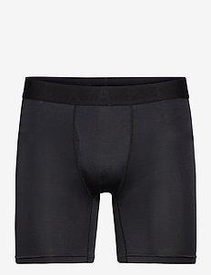 CORE DRY BOXER 6-INCH M - underwear - black