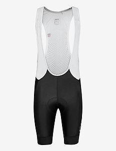 Adv Endur Bib Shorts M - treenishortsit - black-white