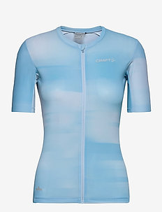 Adv Aero Jersey W - t-shirts - sulfur