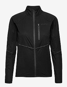 Adv Endur Hydro Jacket W - sportjackor - black