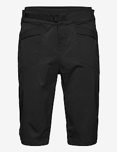 Core Offroad XT Shorts w Pad M - rennot - black