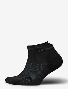 CORE DRY MID SOCK 3-PACK - tennarisukat - black