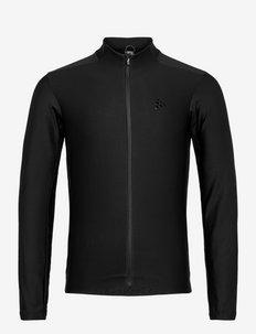 Core Bike Essence LS Jersey M - kläder - black