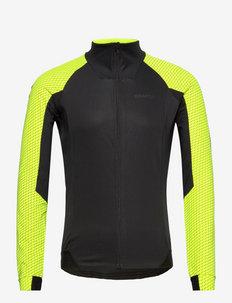 Adv Bike SubZ Lumen Jacket M - sportjackor - black-flumino