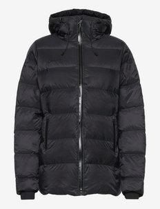 ADV Explore Down jacket W - kurtki zimowe - black