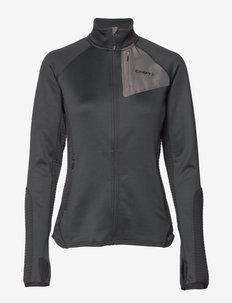 ADV Tech Fleece Thermal midlayer W - fleece - black