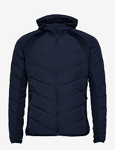 ADV Explore Hybrid Jacket M - outdoor & rain jackets - blaze