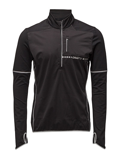CRAFT COVER THERMAL WIND TOP M DEEP  - BLACK