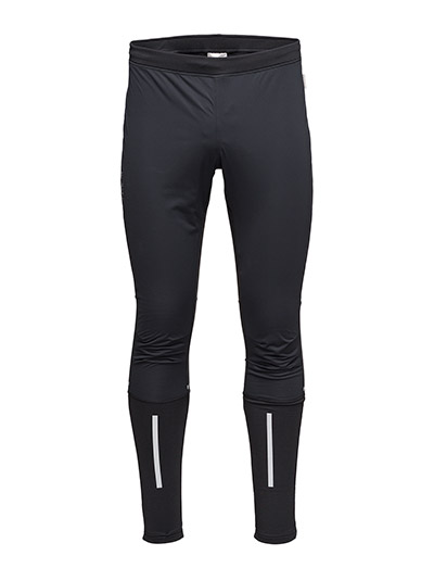 CRAFT COVER WIND TIGHTS M GRAVEL  - BLACK