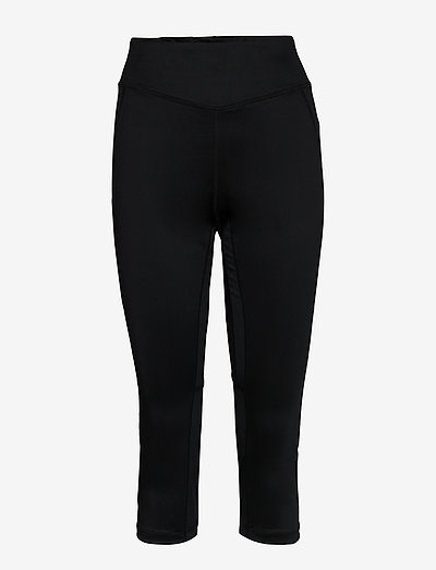ADV Essence Capri Tights W - sportleggings - black