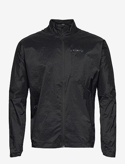 CTM DISTANCE JACKET M - vestes d'entraînement - black