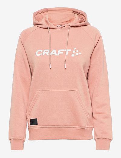 CORE Craft Hood W - hoodies - macaron